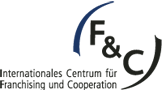 Internationales Centrum für Franchising und Cooperation Logo